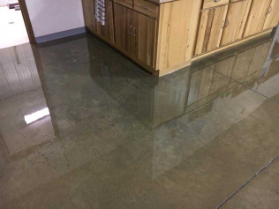 concrete floor coatings in Duluth, MN